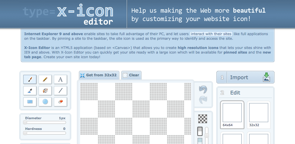 X_Icon_Editor