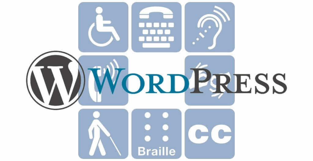 ¿Es WordPress accesible?