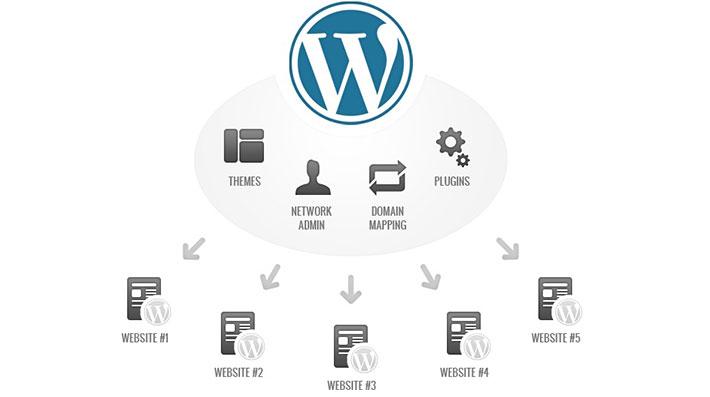 Transformar un sitio hecho en WordPress en un sitio hijo de WordPress Multisite